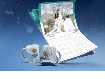 Vistaprint rabattkode: opptil 25% på juleprodukter